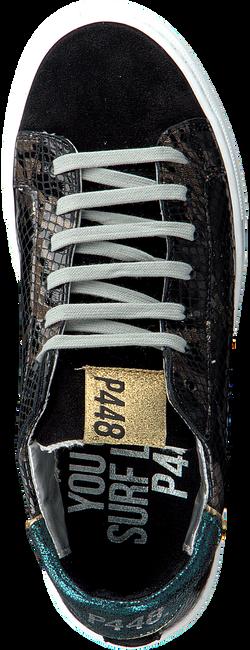 Schwarze P448 Sneaker THEA - large