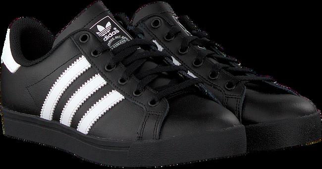 Schwarze ADIDAS Sneaker COAST STAR J  - large