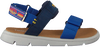 Blaue TOMS Sandalen RAY  - small