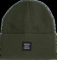 Grüne HERSCHEL Mütze ABBOTT - medium