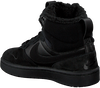 Schwarze NIKE Sneaker high COURT BOROUGH MID WINTER KIDS  - small