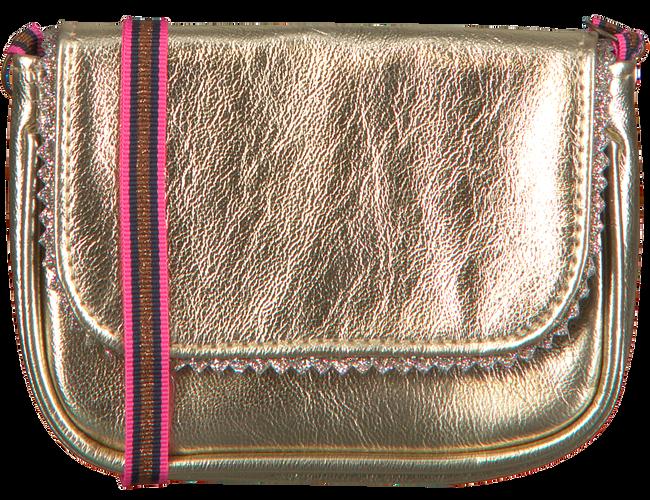 Goldfarbene LE BIG Umhängetasche TAZA BAG  - large