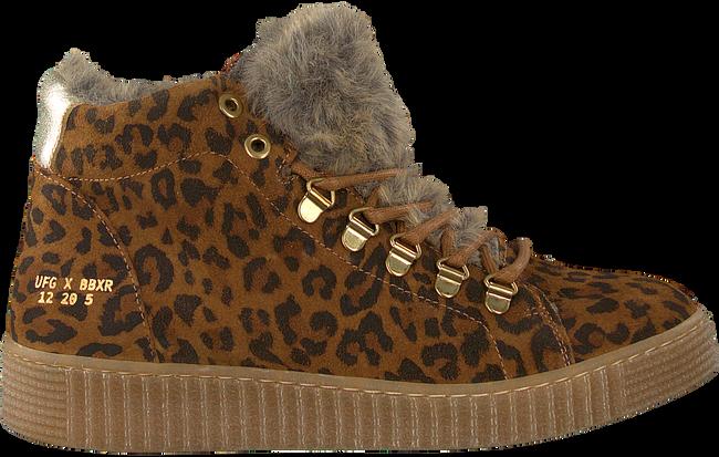 Cognacfarbene BULLBOXER Sneaker AIB504  - large