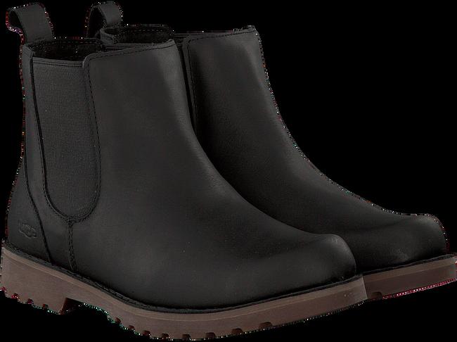 Schwarze UGG Chelsea Boots CALLUM - large