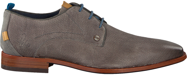 Graue REHAB Business Schuhe GREG WALL 02 - large