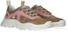 Taupe WYSH Sneaker low EMILEE  - small