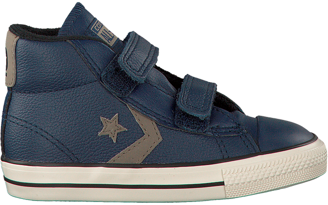 Blaue CONVERSE Sneaker STAR PLAYER MID 2V - large