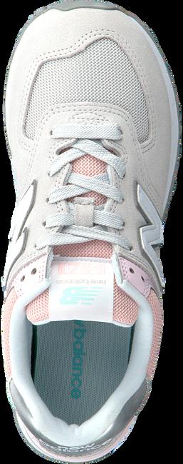Graue NEW BALANCE Sneaker low WL574  - large
