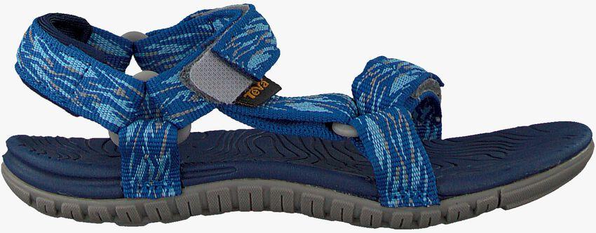 Blaue TEVA Sandalen 1019535 HURRICANE 3  - larger