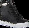 Schwarze GUESS Sneaker FINLY  - small