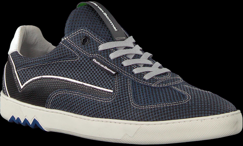 Blaue FLORIS VAN BOMMEL Sneaker 16342