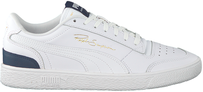 Weiße PUMA Sneaker low RALPH SAMPSON LO  - large