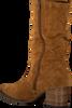 Cognacfarbene GABOR Stiefeletten 894  - small