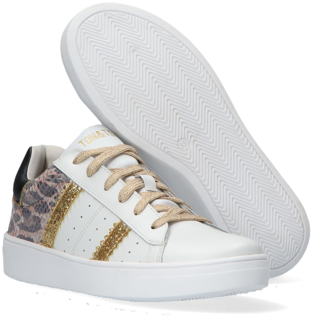 Weiße TON & TON Sneaker low ERICA  - large