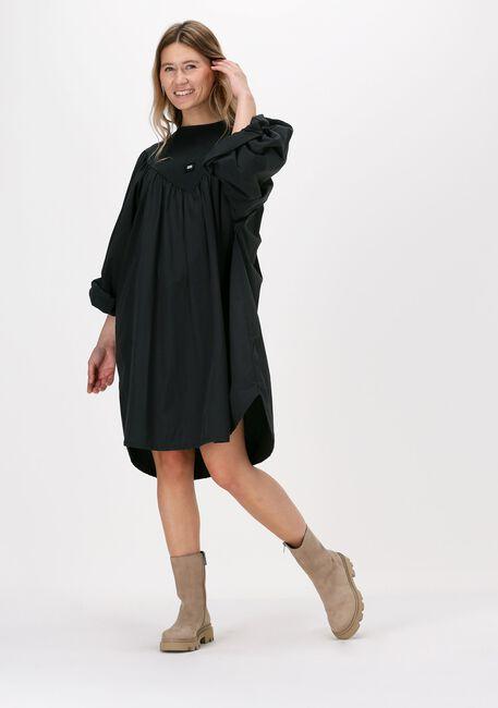 Schwarze 10 DAYS Minikleid A-LINE DRESS - large