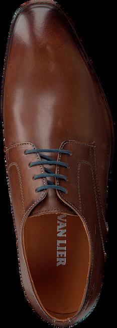 Cognacfarbene VAN LIER Business Schuhe 1918900  - large