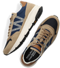 Beige WOOLRICH Sneaker high TRAIL RUNNER MAN CAMOSCIO  - small