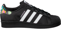 Schwarze ADIDAS Sneaker SUPERSTAR J  - medium