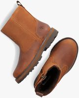 Cognacfarbene TIMBERLAND Ankle Boots COURMA KID WARM LINED  - medium