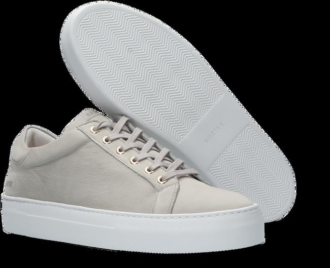 Graue NUBIKK Sneaker low JAGGER PURE FRESH  - large