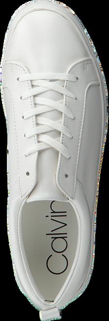 Weiße CALVIN KLEIN Sneaker JAELEE  - large