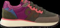 Mehrfarbige/Bunte WUSHU Sneaker low M110  - medium