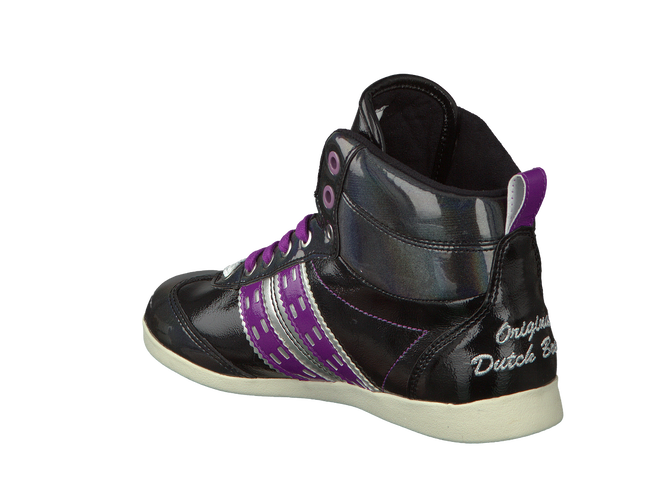 QUICK SNEAKERS QUEBEC MID JR LACE 4 - large