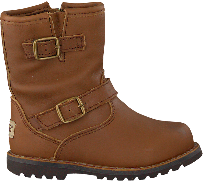 Camelfarbene UGG Stiefeletten HARWELL - large