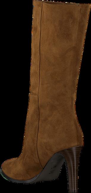 Cognacfarbene NOTRE-V Stiefeletten 27488  - large