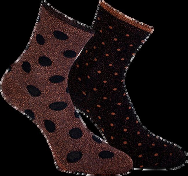 Braune MARCMARCS Socken MAYA  - large