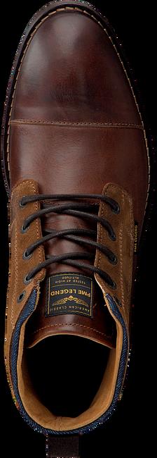 Cognacfarbene PME Business Schuhe PHANTOM - large