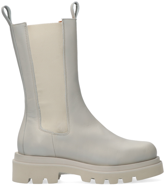 Weiße TORAL Chelsea Boots TL-12577  - large