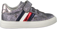 Silberne TOMMY HILFIGER Sneaker low 30781  - medium