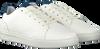Weiße REHAB Sneaker low TEAGAN BS LIZARD  - small