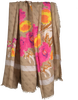 Beige GUESS Schal MIKA PRINTED KEFIAH  - small