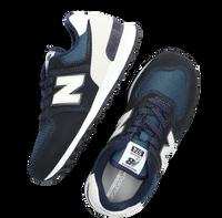 Blaue NEW BALANCE Sneaker low PC574/GC574  - medium