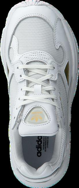 Weiße ADIDAS Sneaker FALCON WMN  - large
