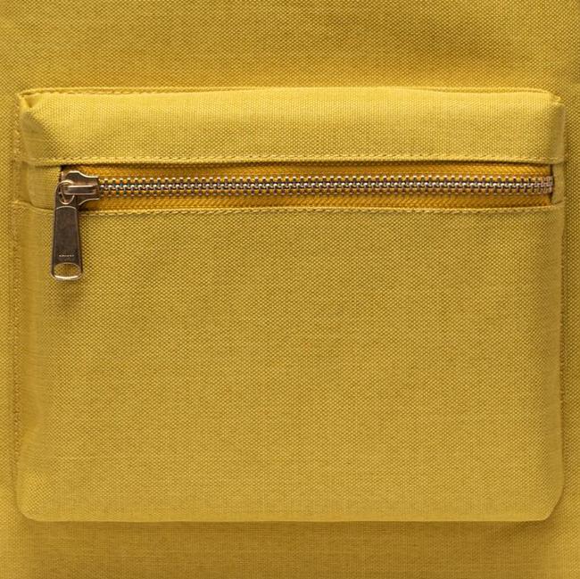 Gelbe HERSCHEL Rucksack NOVA SMALL  - large