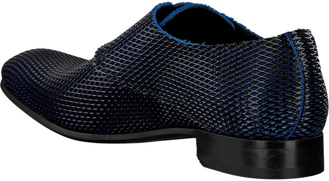 Blaue MASCOLORI Business Schuhe BLUE WINDOW - large