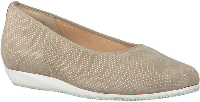 Beige HASSIA Slipper 1406 - large