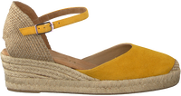 Gelbe UNISA Espadrilles CISCA - medium