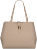 Beige FURLA Handtasche SOFIA TOTE  - small