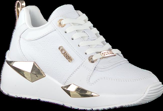 Weiße GUESS Sneaker low TALLYN  - large