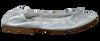 Silberne CLIC! Ballerinas CS7290 BEDEL - small