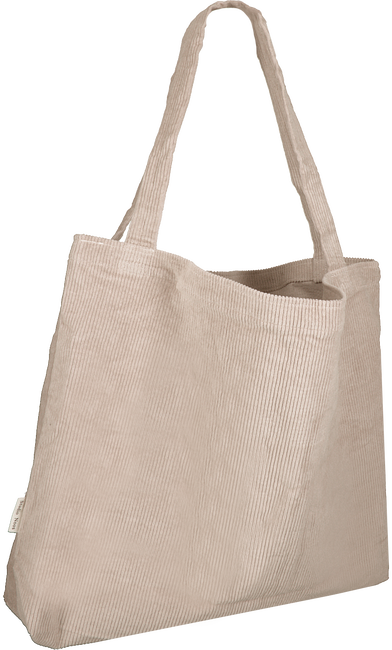 Weiße STUDIO NOOS Shopper RIB MOM-BAG  - large