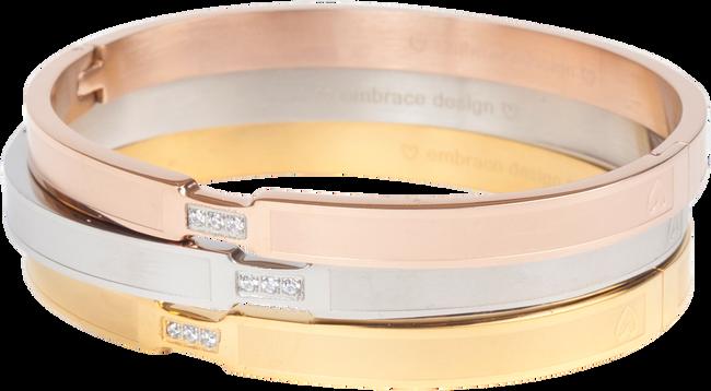 Goldfarbene EMBRACE DESIGN Armband SIENNA  - large