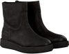 Schwarze SHABBIES Ankle Boots 181020029 - small