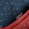 Rote BECKSONDERGAARD Portemonnaie HANDY RAINBOW AW19  - small