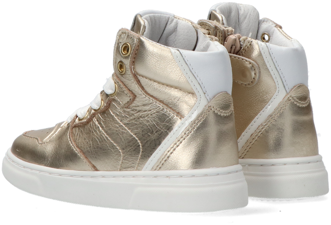 Goldfarbene PINOCCHIO Sneaker high P1737  - large