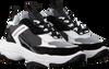 Schwarze CALVIN KLEIN Sneaker low MAYA  - small